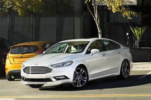 2019 Ford Fusion Overview