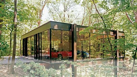 Ferris Buellers Day Home by Modernist Glass House Featured In Ferris Bueller S Day