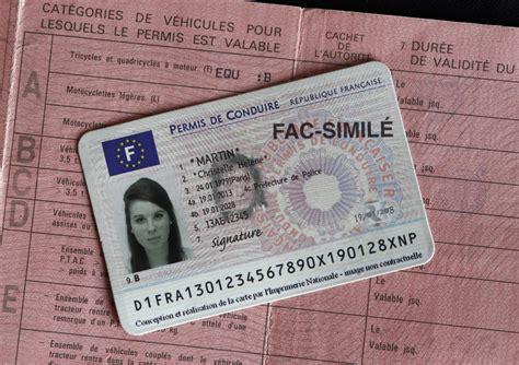 nouveau permis de conduire validité tous les secrets du permis probatoire l argus