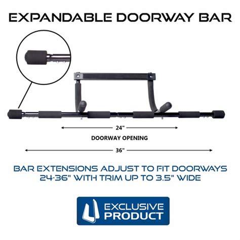 wide door pull up bar pull up bar doorway pull up bar chin pull up bar