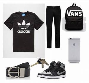 U0026quot;Back to School outfit for teen boyu0026quot; by keyasw on Polyvore featuring adidas Acne Studios ...