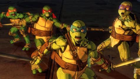 Platinumgames Teenage Mutant Ninja Turtles Game Revealed