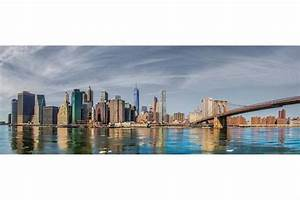 Leinwandbilder new york city panorama kunst bilder vom for Leinwandbilder new york
