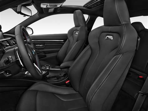 2015 Bmw M4 2-door Coupe Front Seats, Size