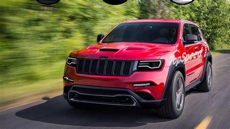 2016 Jeep Srt Hellcat