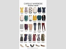 Putting Me Together Business Casual Capsule Wardrobe