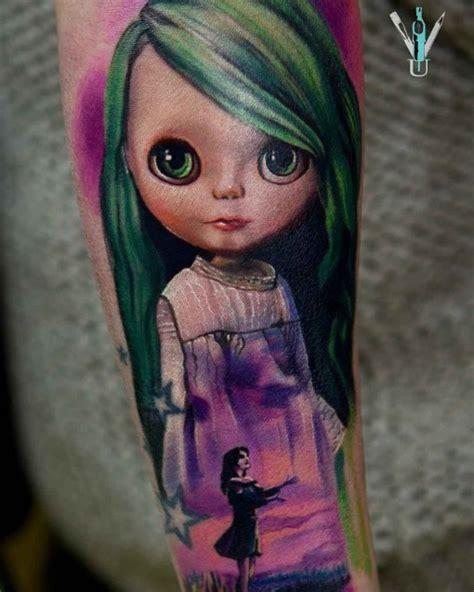 doll tattoo  tattoo ideas gallery