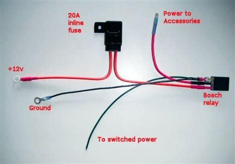 Tech Tips From Capp Hot Rods Why Use Relay Pomona