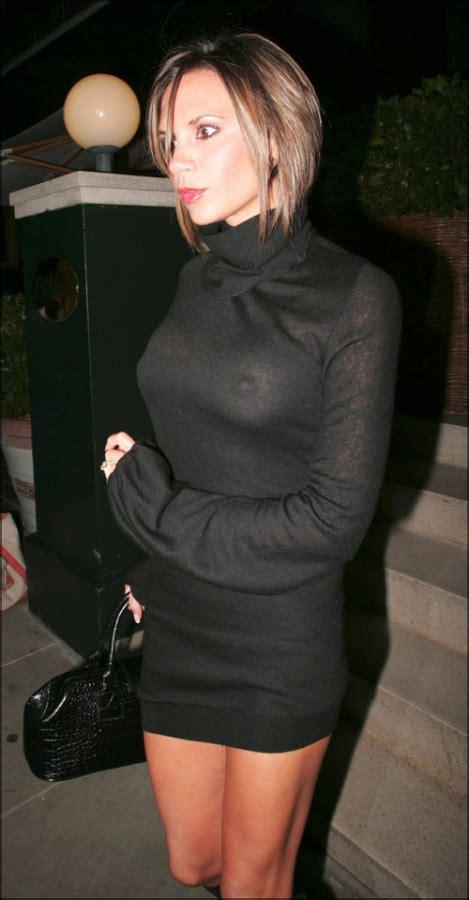 Celeb Victoria Beckham nude pictures.