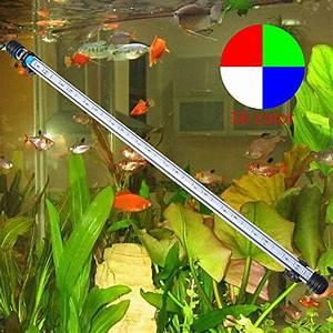Aquarium Zubehör Günstig : test led rgb aquarium lampe fisch tank lichter aquarien zubeh r belechtung unterwasser lampe mit ~ Frokenaadalensverden.com Haus und Dekorationen