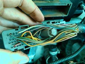 Connect The Map Sensor To My Ecu  Wiring Missing