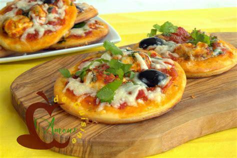amour de cuisine pizza mini pizza a la cervelle de l 39 agneau amour de cuisine