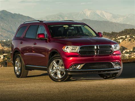 2018 Dodge Durango Price Photos Reviews Features