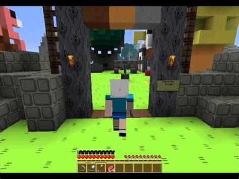 minecraft map land  ooo youtube