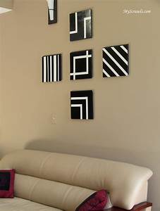 Wall art decor my scrawls