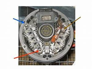 84 911 Alternator Wiring