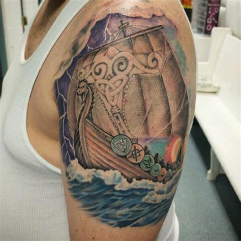 Norse Tattoo Designs 95 Best Viking Tattoo Designs Symbols 2018 Ideas