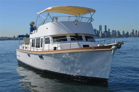 Boat Loans Vancouver Bc by 1966 Custom 47 Power Boat For Sale Www Yachtworld