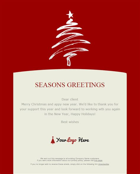104 20 free christmas and new year email templates