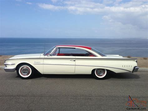 Super Rare!! 1 of 295 Made Space Age 3rd Owner 1960 Edsel ...