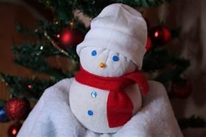 le bonhomme de neige en chaussette 90 tutoriels et With decoration d un petit jardin 11 boule de neige faire une bataille