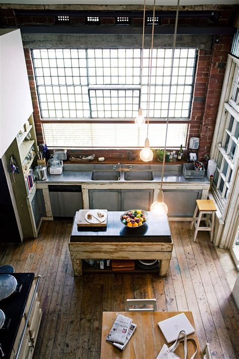 nyc     loft apartments converted