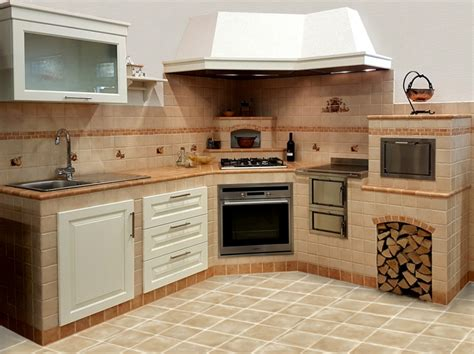 idee per cucine in muratura 1001 idee per cucine in muratura funzionali e accoglienti