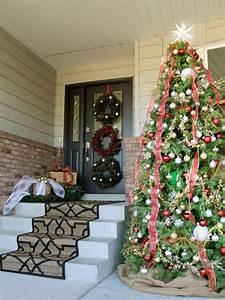 Eingangsbereich Außen Dekorieren : weihnachtsdeko f r au en tolle ideen die sie inspirieren lassen ~ Buech-reservation.com Haus und Dekorationen