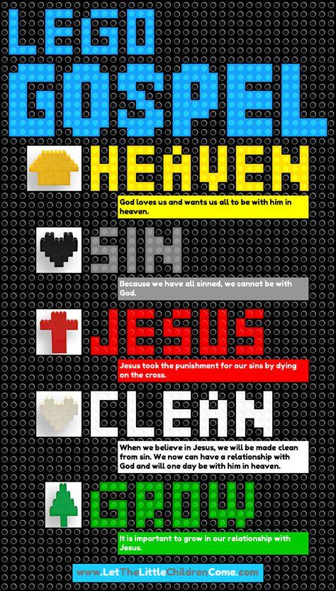 script  instructions  lego gospel