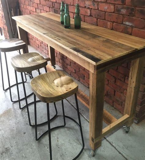 Rustic Bar Table   Rustique