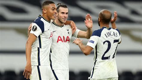 Doherty, Winks, Bale: How Tottenham could line up against LASK
