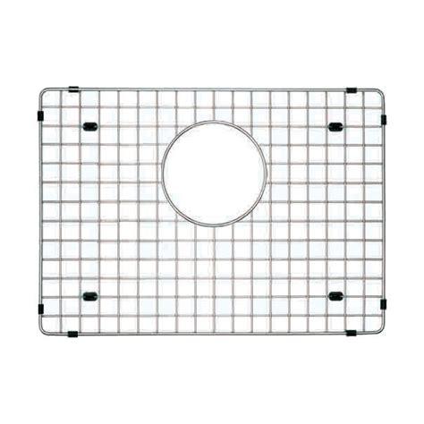 blanco sink grid stainless steel blanco sop1262 stellar stainless steel sink grid lowe s
