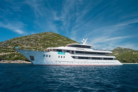 ms avangard cruise croatia