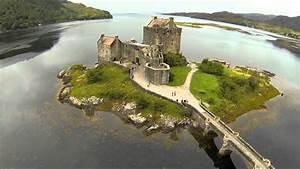 Eilean Donan Castle, Scotland - YouTube