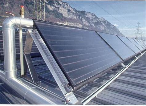 Solaranlage Roehren Oder Flachkollektor by Rp Energie Lexikon Sonnenkollektor Solarkollektor