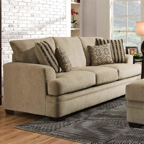 american furniture warehouse sofas and loveseats american furniture 3650 casual sofa with 3 seats royal