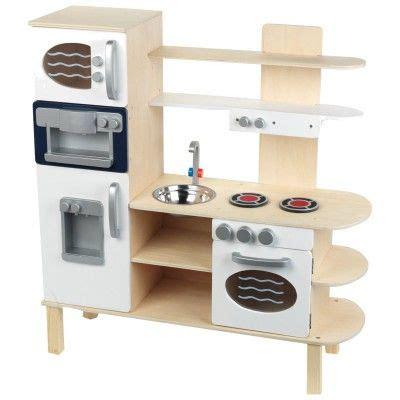 jouet de cuisine cuisine en bois grand modèle klein magasin de jouets