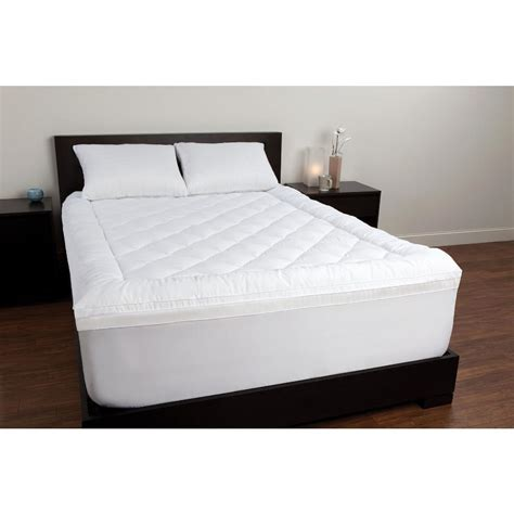 king mattress pad sealy king memory foam mattress topper f02 00035 kg0 the