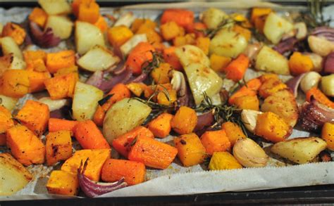 fall vegetables my tiny oven roasted fall vegetables