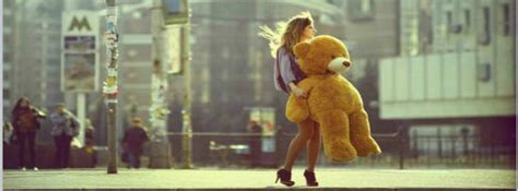 pics story love cute teddy bear facebook cover
