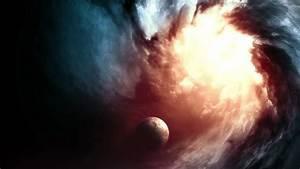 Earth Black Hole HD Wallpaper » FullHDWpp - Full HD ...