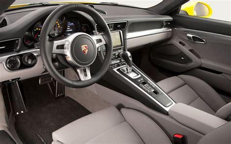 porsche agate grey interior 2012 porsche 911 reviews and rating motor trend