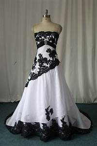 black and white wedding gowns for sale wedding and With wedding gowns for sale