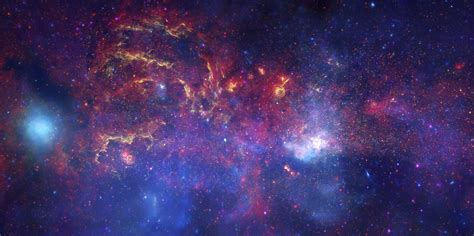 Space Images Great Observatories Unique Views Of The