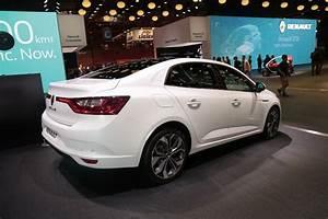 Argus Automobile Renault : les nouveaut s fran aises du mondial de l 39 automobile 2016 renault m gane sedan l 39 argus ~ Gottalentnigeria.com Avis de Voitures