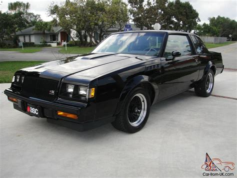 Grand National Car For Sale by 1987 Buick Gnx 407