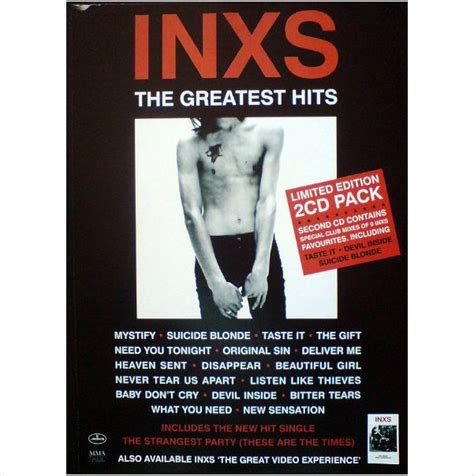 inxs greatest hits album cover 58 best images about inxs michael hutchence for sale on