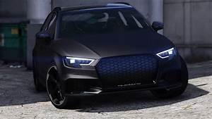 Audi Rs3 Sportback : audi rs3 sportback 2018 add on tuning wheel abt gta5 ~ Nature-et-papiers.com Idées de Décoration