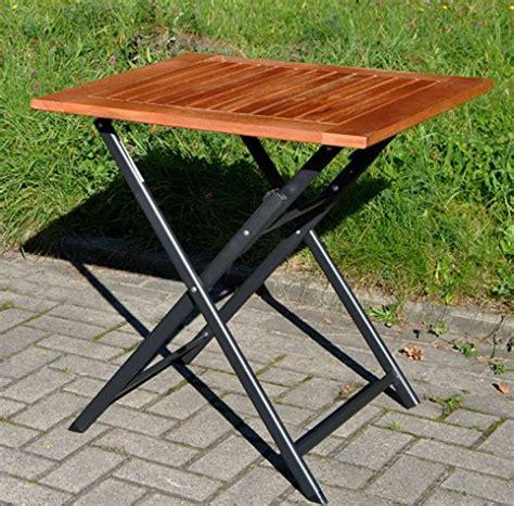 Tisch Für Garten by Klapptisch Holz 70x70 Terrassentisch Eukalyptus