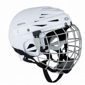 Hockey helmet WORKER Kayro - White - inSPORTline